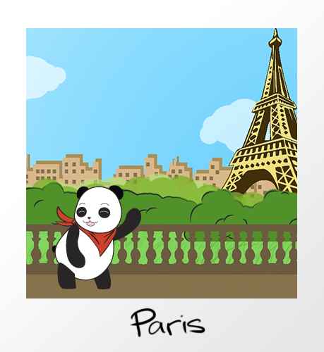 Mochi in Paris